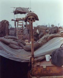 Pederson's Bunker LZ Green 1970