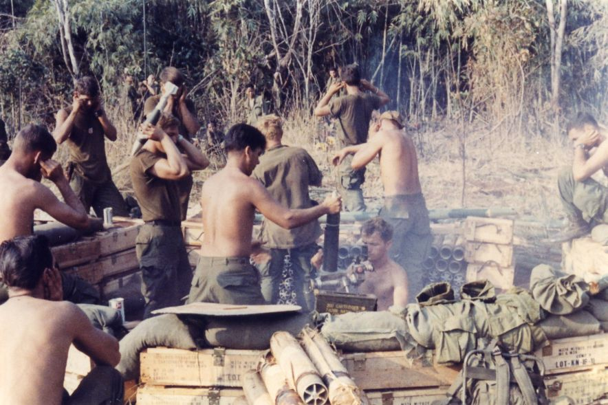 Bu Gia Map Vietnam  city photo : Men at Work 3. Bu Gia Map, Vietnam 1969