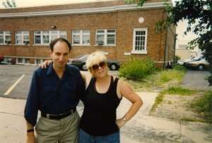 Medic and Cathy, Monroe, Michigan, 1997
