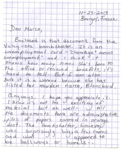 Erin's letter to Medic   page 1